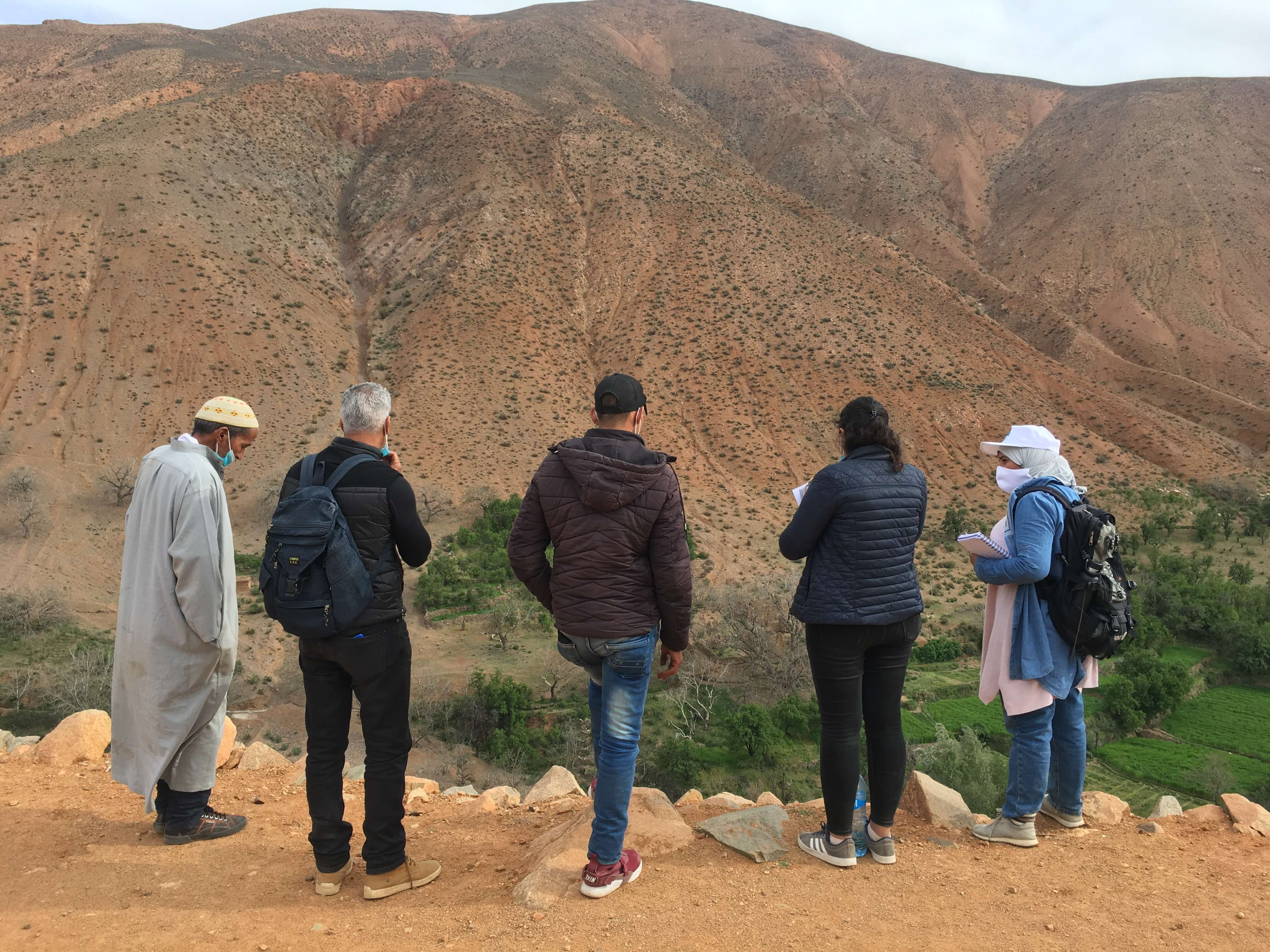 Together, for Earth and for Morocco