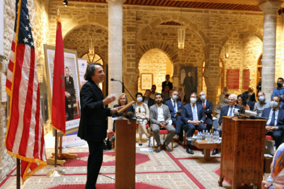 U.S. and Morocco launch partnership to preserve the Kingdom's diverse cultural heritage