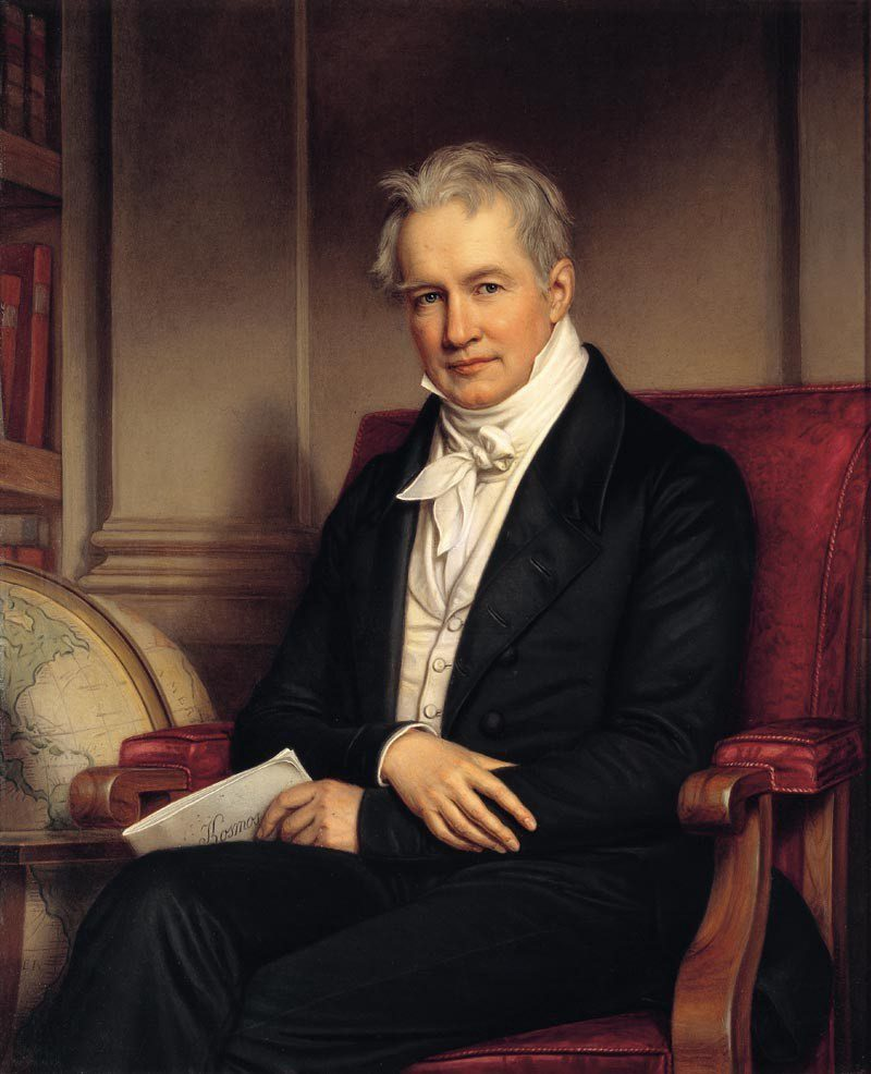Alexander von Humboldt: Lunchtime Discussion on Colonialism, Imperialism, Slavery, and Their Afterlives