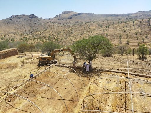 Building Agroforestry Systems in Taroudant Province